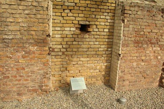 Topographie des Terrors : Sous-sol du bâtiment de la Gestapo