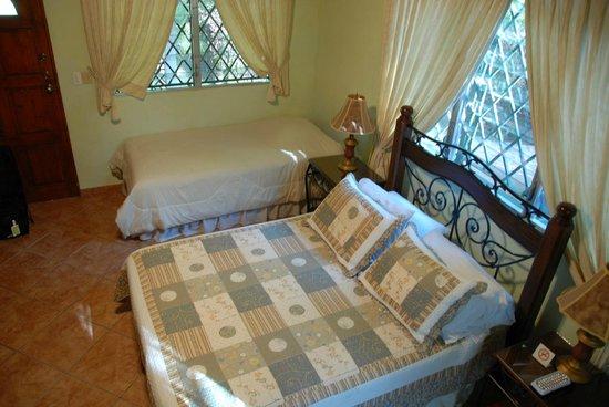 Park Eden Bed & Beakfast : chambre COLIBRI
