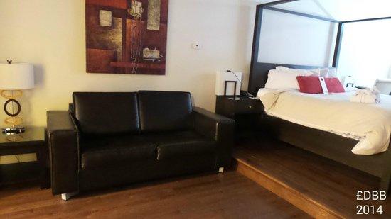 Sterling Inn & Spa: Room 201