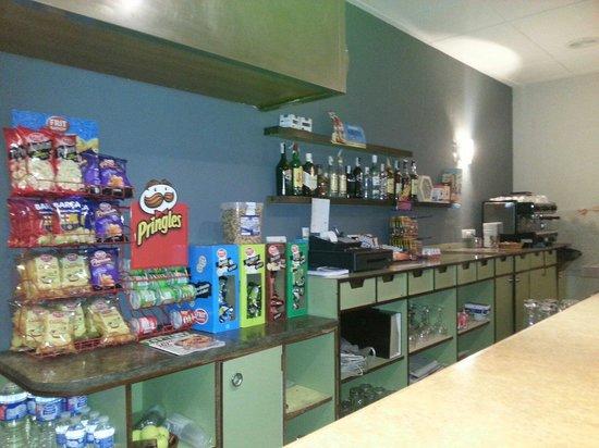 Restaurante  Club de Tennis Valls : La barra