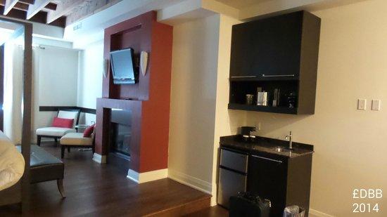 Sterling Inn & Spa : room 119