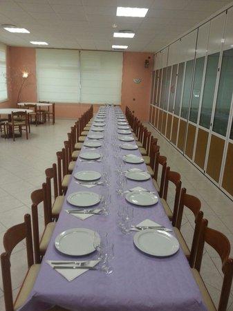 Restaurante  Club de Tennis Valls : Menjador