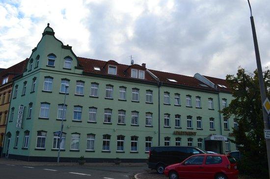 Apartment Hotel Lindeneck : Отель