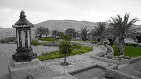 "Qasr Al Sarab Desert Resort by Anantara: An ""Oasis"""