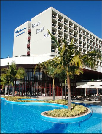 Pestana Casino Park Hotel : Drenched in sunshine