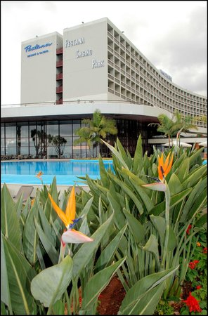 Pestana Casino Park: Garden delights