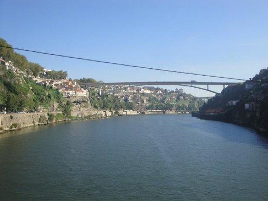 Rio Douro: Vista do Douro