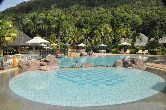 Le Domaine de La Reserve: La Reserve Hotel