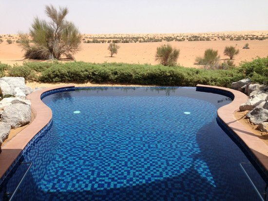 Al Maha, A Luxury Collection Desert Resort & Spa: Desert View