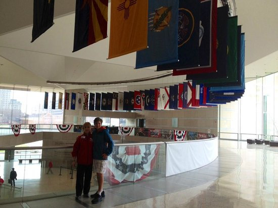 National Constitution Center: Nat'l Constitution Center is AWESOME