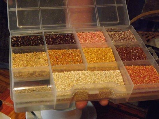 Casa Panqarani: Quinoa