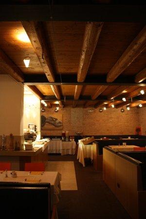 Eurostars Residenza Cannaregio: Comedor en el que desayunamos.