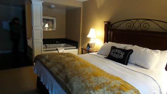 Old Stone Inn Boutique Hotel: room 104