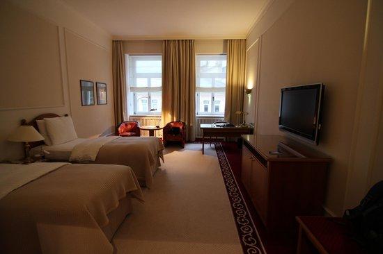 Hotel Baltschug Kempinski Moscow : Interior
