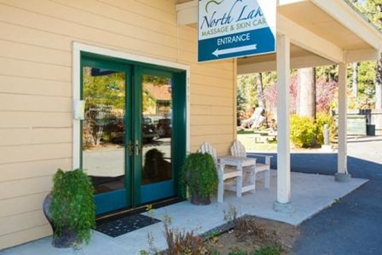 North Lake Massage & Skin Care : Entrance