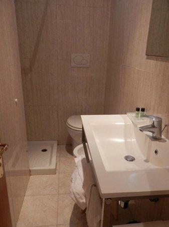 Hotel Touring Pisa: Baño
