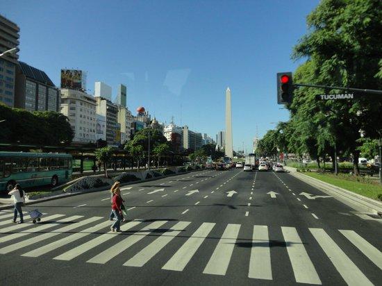 Avenida 9 De Julio : 9 de Julio