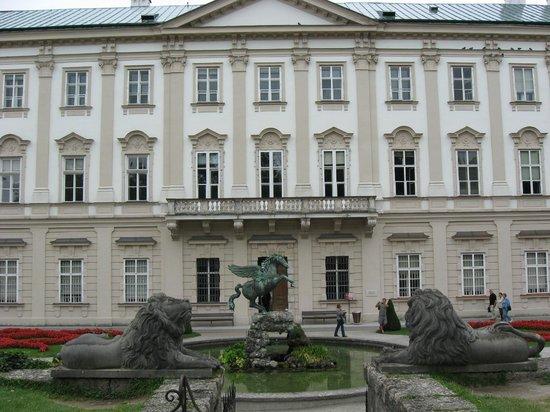 Schloss Mirabell und Gärten: Главный вход