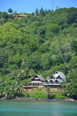Colibri Guest House : hôtel