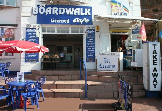 The Boardwalk Licensed Cafe