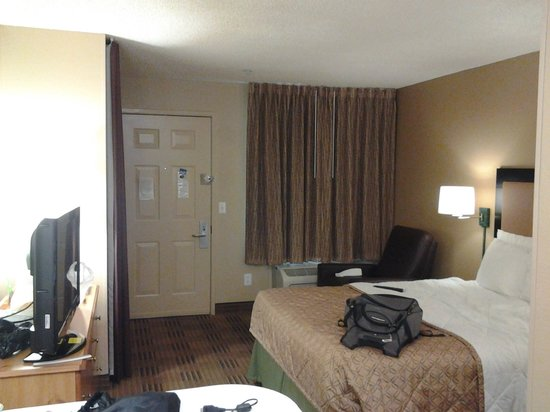 Extended Stay America - San Jose - Mountain View: King Bed