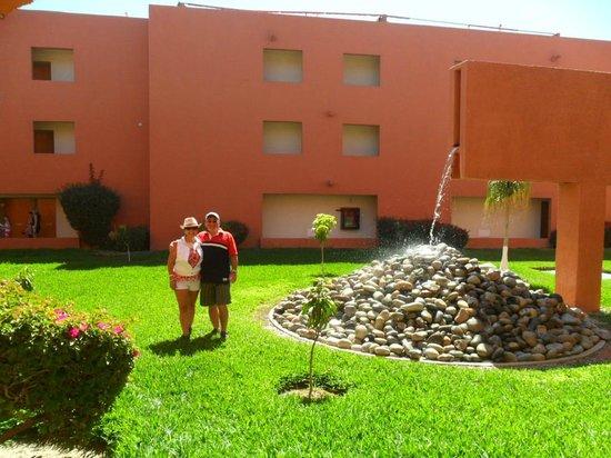 Holiday Inn Resort Los Cabos All-Inclusive: Patio interno