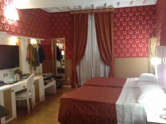 Relais Fontana Di Trevi: Junior Suite