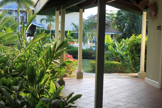 Sunscape Cove Montego Bay: Hotel grounds