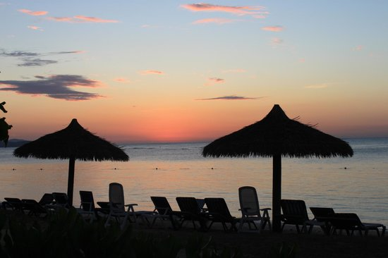 Sunscape Cove Montego Bay: Sunset