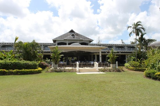 Sunscape Cove Montego Bay: Terrace restaurant