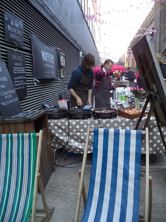 Maltby Street Market: Maltby Street Food Market - Gourmet Food