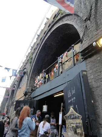 Maltby Street Market: Maltby Street Food Market