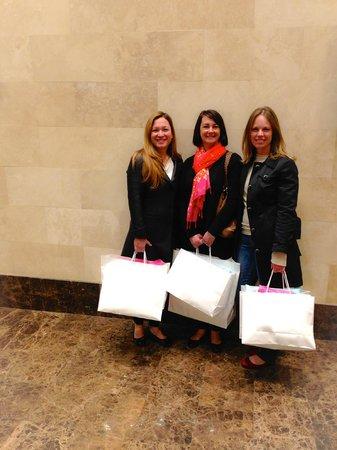 Style Room NYC Shopping Tour Experiences: BFF Enjoying Their 3rd Tour