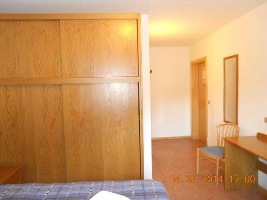 Hotel Casa Alpina : camera 1