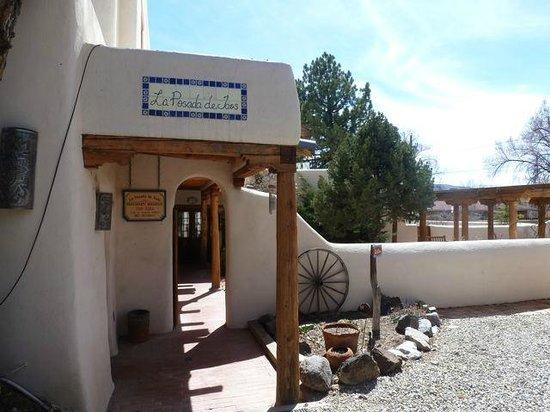 La Posada de Taos B&B: Exterior