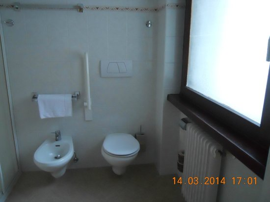 Hotel Casa Alpina : bagno 2
