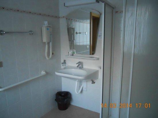 Hotel Casa Alpina : bagno