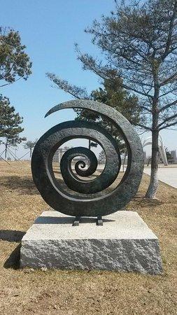 World Sculpture Park: Сила природы называется)) 天然的力量