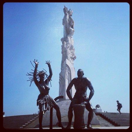 World Sculpture Park: ))