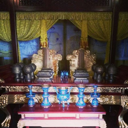 Puppet Emperor's Palace (Wei Huang Gong): )