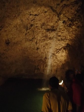 Harrison's Cave : I would have paid extra to go swimming!