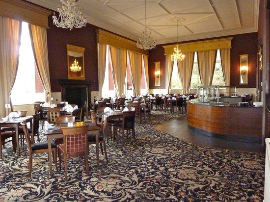 Ben Wyvis Hotel: Dining room