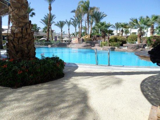 Sierra Sharm El Sheikh : Pool and Gardens