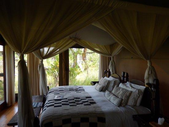 Wilderness Safaris Little Vumbura Camp: Sleeping quarters