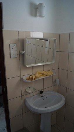 Unawatuna Nor Lanka Hotel: ванная комната