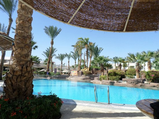 Sierra Sharm El Sheikh : One of the Pools