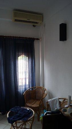 Unawatuna Nor Lanka Hotel: номер