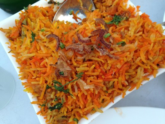 Sarhad : Chicken Biryani