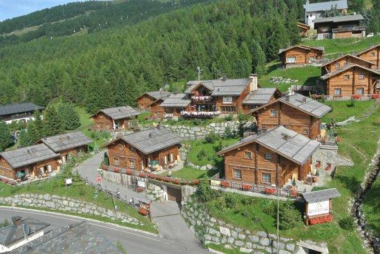Park Chalet Village : Villaggio