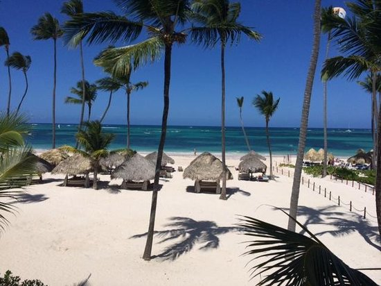 Paradisus Punta Cana Resort: The view from our room
